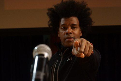Black Comedy: No Tears, Just Politics